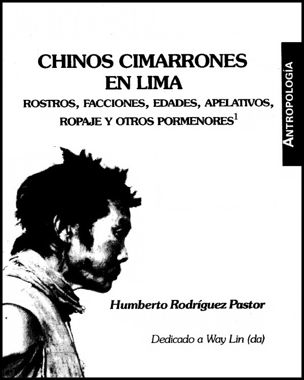 Chinos cimarrones en Lima